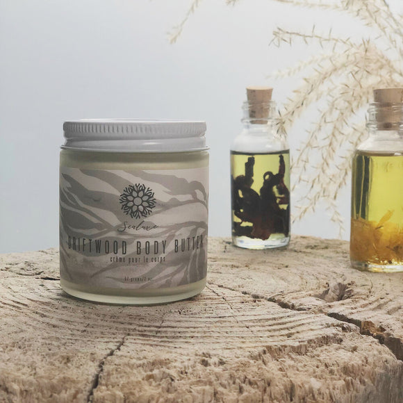 Driftwood Whipped Body Butter