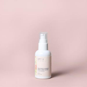 Grapefruit Neroli Hand + Body Lotion