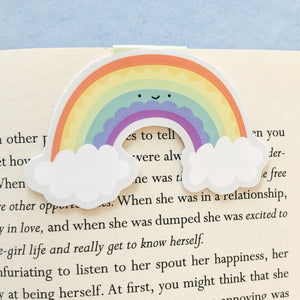 Rainbow Magnetic Bookmark