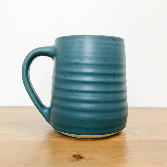 Speckled Teal Mug
