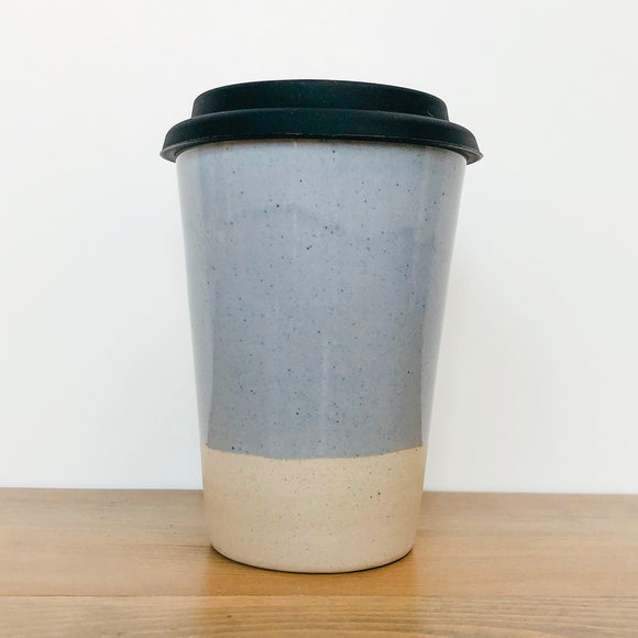 12oz Soft Blue Traveller