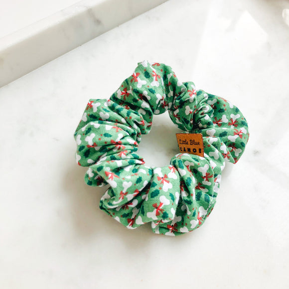 Holiday Bones Scrunchie