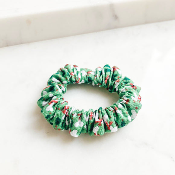 Holiday Bones Hair Tie