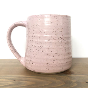 Speckled Blush Mug