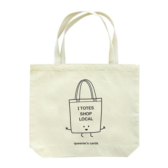I Totes Shop Local Tote