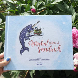 Narwhal Makes a Sandwich