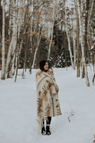 'Kananaskis' Recycled Wool Blanket