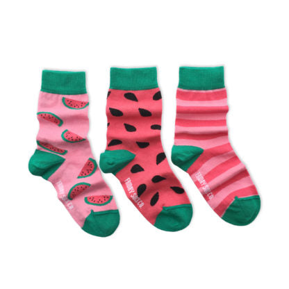 Watermelons, Seeds + Stripes (Kids)