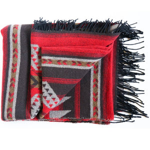 'Kipawa' Recycled Wool Blanket (Only 1 Left!)