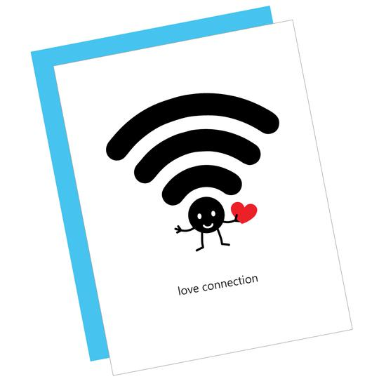 Love Connection Card