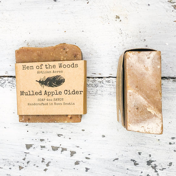 Mulled Apple Cider Natural Soap