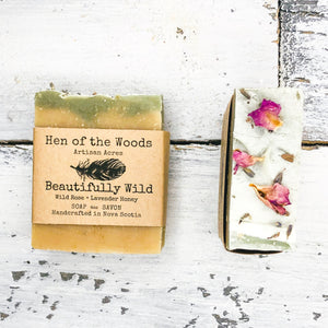 Beautifully Wild Natural Soap