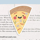 Pizza Magnetic Bookmark