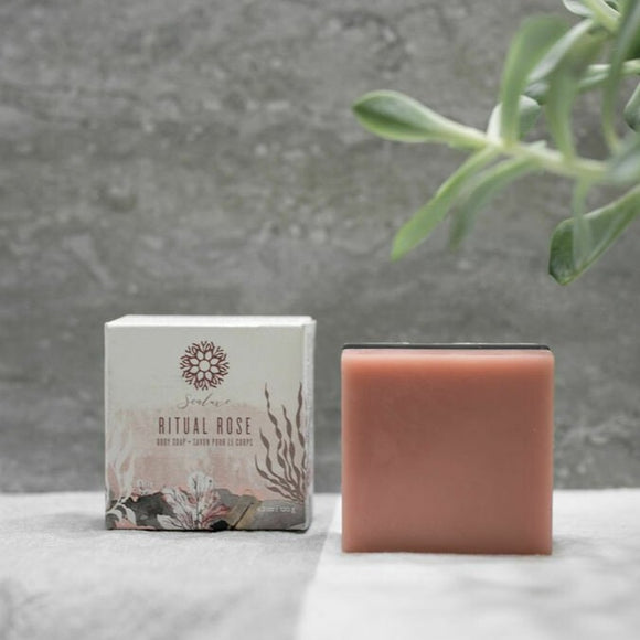 Ritual Rose Soap Bar