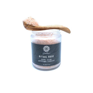 Ritual Rose Salt Scrub