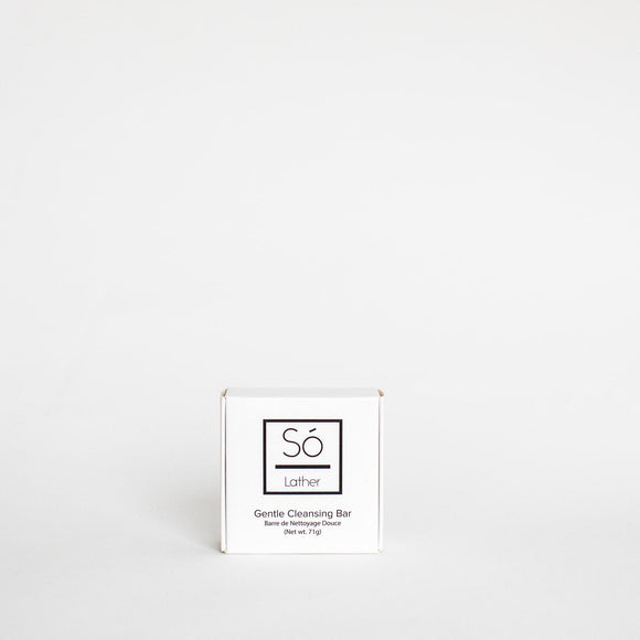 Gentle Cleansing Bar