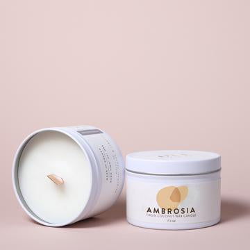 Coconut Wax Candle - Ambrosia