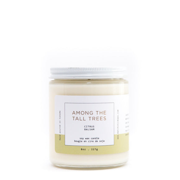 Among the Tall Trees Candle
