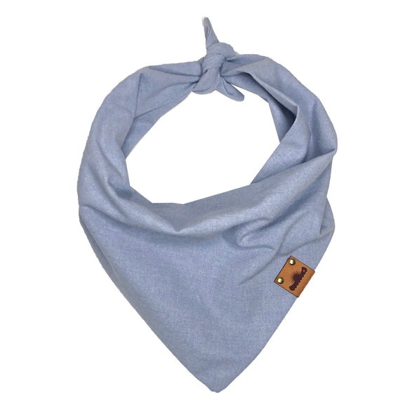 Light Chambray Bandana