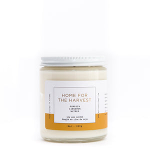Home For The Harvest Candle