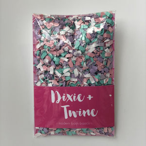 Party Confetti - Pink, Blue + White