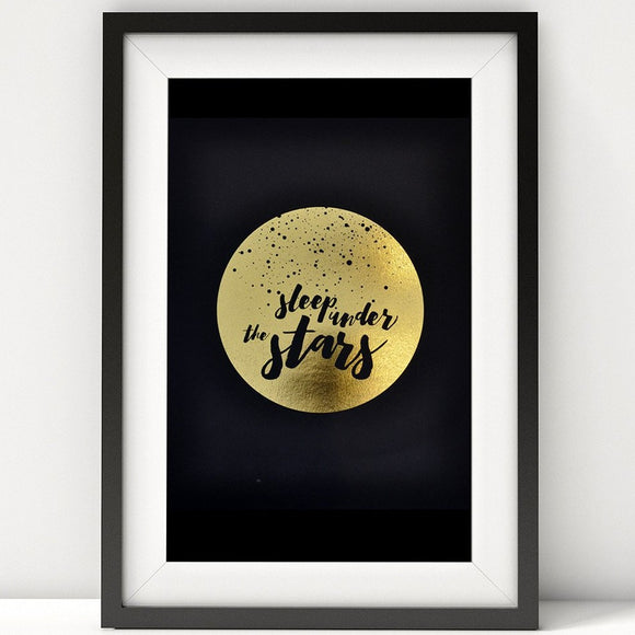Sleep Under the Stars Print