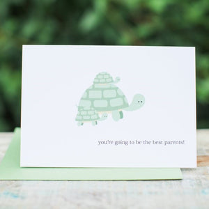 You're Going To Be The Best Parents Card
