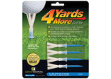 4 Yards More Individual Tee Sets