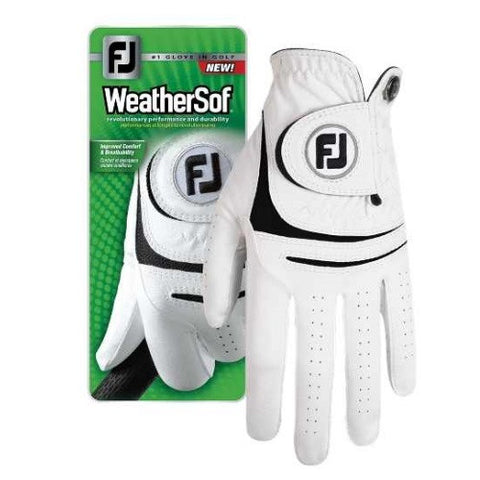 FootJoy Mens WeatherSof Gloves
