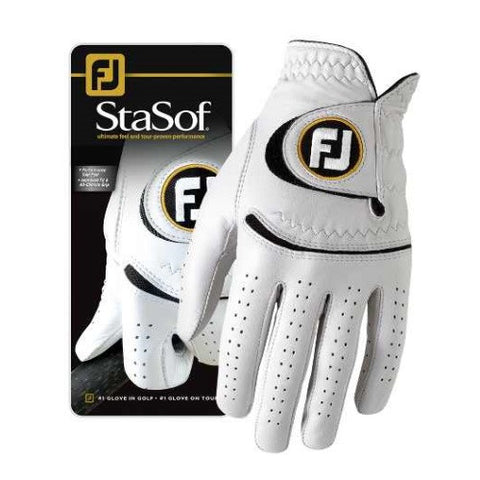 FootJoy Mens StaSof Gloves