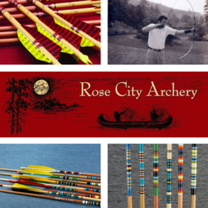 Rose City Archery Arrows