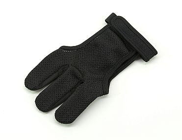 Shooting Glove-Black Mesh Glove