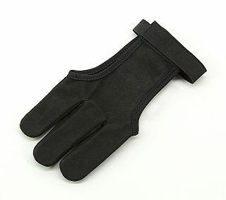Shooting Glove-RCA Faux Leather Gloves