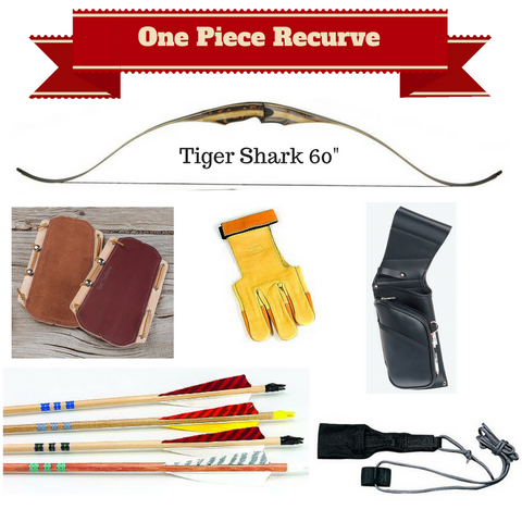 "Tiger Shark 60"" Bow Package"