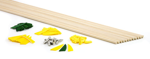 Arrow Assembly Kits for the Smaller Kids