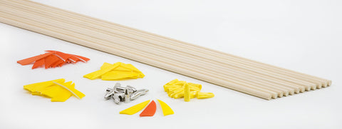 Arrow Assembly Kits for Kids