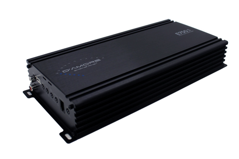 E750.1 Mono Power Amplifier with CLEAN D technology - SHIPS DEC 7TH