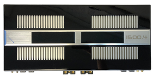 A1500.4 Dual Stereoblock Power Amplifier with Mirror Image Technology