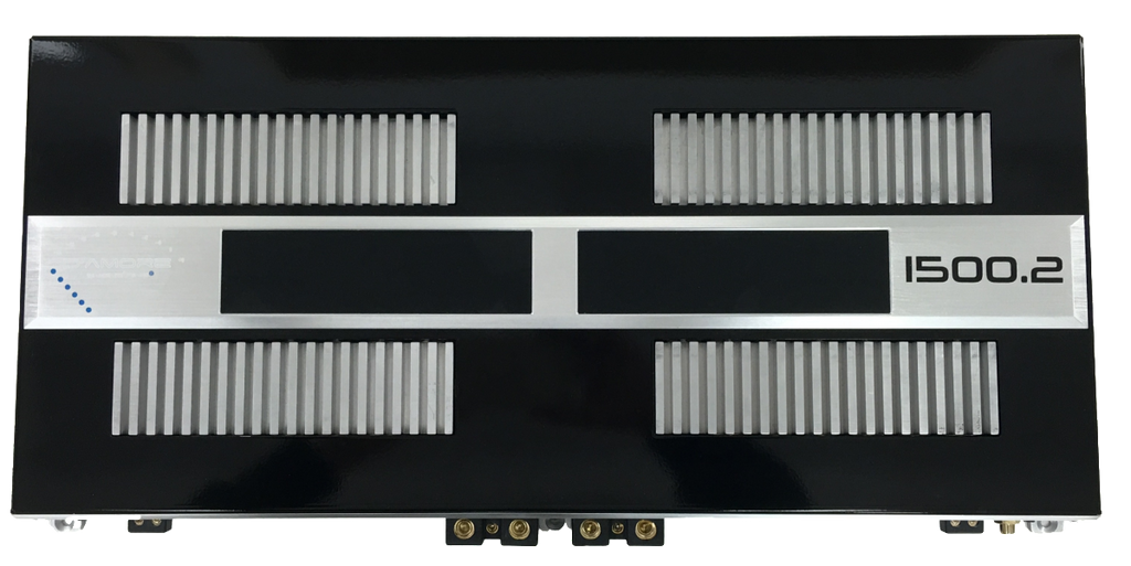 A1500.2 Dual Monoblock Power Amplifier with Mirror Image Technology