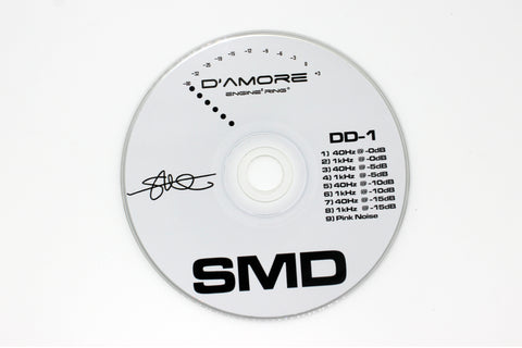 Replacement Product CD