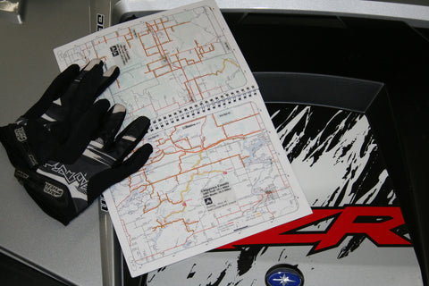 Wisconsin ATV / UTV System Map Book