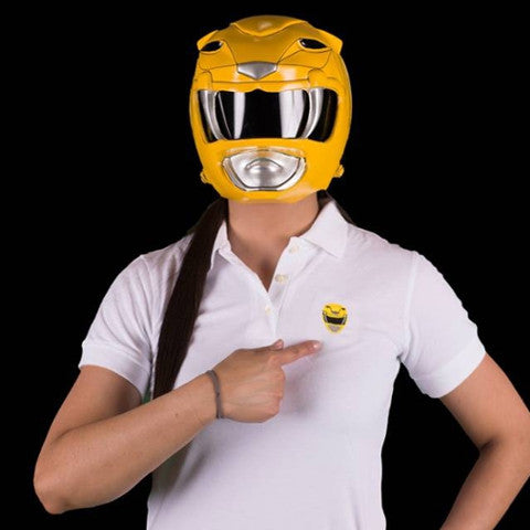 Sabretooth Helmet Polo (you choose shirt color)