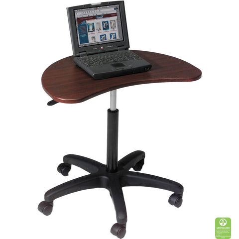 Pneumatic Laptop Stand