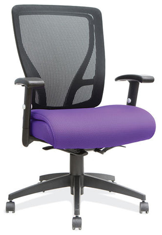 Duquesne Series Mesh Back, Body Weight Task Chair With Black Frame
