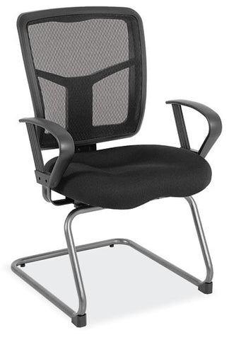 COOLMESH GUEST CHAIR WITH TITANIUM GRAY FRAME