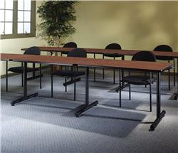 T-Mate Rectangle Training Tables