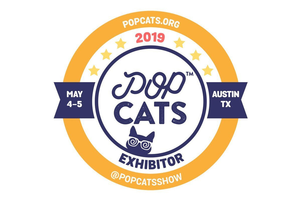 Join us at POP Cats Austin!