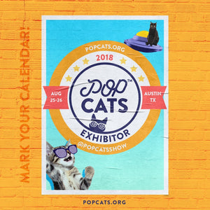 PawZaar Looks Forward to POP Cats in Austin