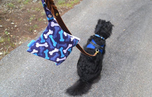 PawZaar Introduces YUCKY PUPPY™ -- The First Wet Bag for Dogs