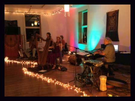 Kirtan Live Music Gloucester Wellness Events Community India